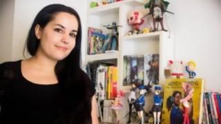 """Laia Bee: """"Detrás de los videojuegos hay un potencial enorme que no tiene ningún otro medio"""" - Cociente animal - DelSol 99.5 FM"""