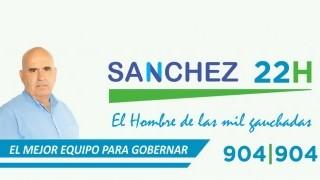 """El """"sucio"""" Sánchez: el alcalde de las mil gauchadas condenado por corrupción - Arranque - DelSol 99.5 FM"""