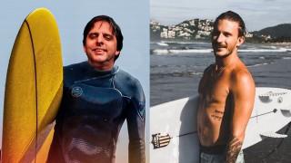 ¿El surf es el deporte ideal para Jorge? - Audios - DelSol 99.5 FM
