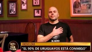 ¿God-in o God-out? Y el nuevo polemista deportivo: Diego Zas - Arranque - DelSol 99.5 FM