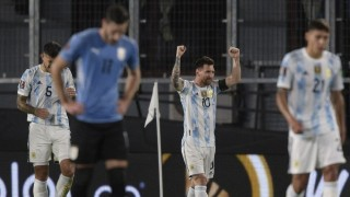 Anali del Argentina Uruguay - Darwin - Columna Deportiva - DelSol 99.5 FM