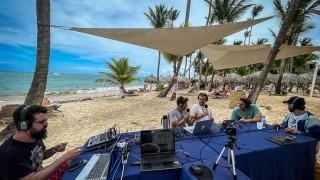 A Jorge le hace bien el Caribe  - La Charla - DelSol 99.5 FM