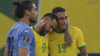 """""""Se nota que nos cuesta más que a otros y Uruguay fue vapuleado por Brasil"""" - Comentarios - DelSol 99.5 FM"""