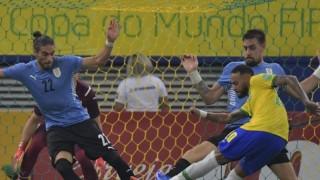 El 1 por 1 de Uruguay ante Brasil - Darwin - Columna Deportiva - DelSol 99.5 FM