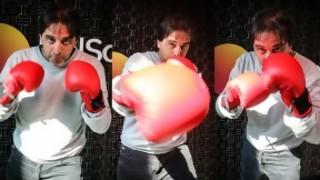 ¿El Piñe se puede dedicar al boxeo? - Audios - DelSol 99.5 FM