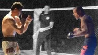 La Liga MMA, artes marciales mixtas en Uruguay - Audios - DelSol 99.5 FM