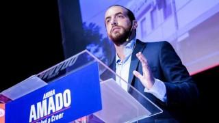 """Amado lanzó su prencandidatura """"batllista no frenteamplista"""" - Informes - DelSol 99.5 FM"""