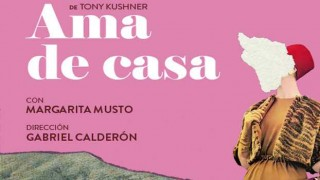 """Ama de casa"" de Tony Kushner + ""Happy Valley"" - Random - DelSol 99.5 FM"