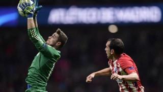 El derby de Madrid desde la tribuna del Wanda Metropolitano - Diego Muñoz - DelSol 99.5 FM