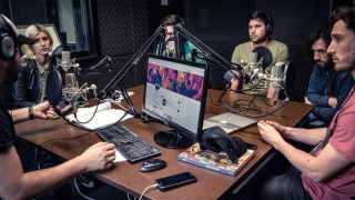 La Mujer Pájaro en Sala Camacuá - Audios - DelSol 99.5 FM