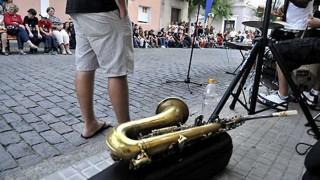 Jazz a la calle - Cacho de cultura - DelSol 99.5 FM
