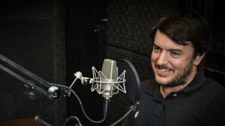 Daniel Baldi y sus hábitos de escritura - Audios - DelSol 99.5 FM