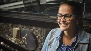 """María Gracia Sosa: """"En MasterChef fui yo misma y no me arrepiento"""" - Charlemos de vos - DelSol 99.5 FM"""