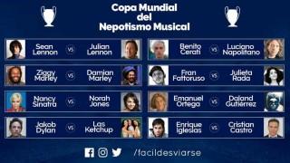 Copa Mundial del Nepotismo Musical  - Versus - DelSol 99.5 FM