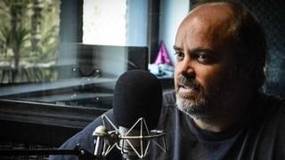 """Christian Cary: """"A los jóvenes: lo más importante es la música"""" - Charlemos de vos - DelSol 99.5 FM"""