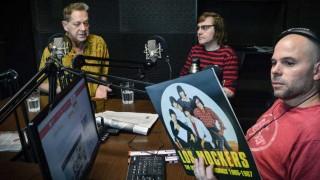 Tarde de vinilos con los Mockers - Tarde de vinilos - DelSol 99.5 FM