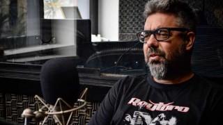 """Alejandro Spuntone: """"Para mí hacer música es una necesidad, es un combustible"""" - Charlemos de vos - DelSol 99.5 FM"""