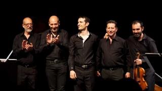 Quinteto Piazzolla llega a Montevideo - Audios - DelSol 99.5 FM