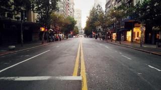 La avenida de 18 de Julio vs las calles paralelas a 18 - Manifiesto y Charla - DelSol 99.5 FM