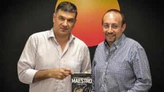 """Así nació """"Maestro; el legado de Tabárez"""" - Entrevistas - DelSol 99.5 FM"""
