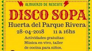 Disco Sopa Huerta del Parque Rivera - Audios - DelSol 99.5 FM