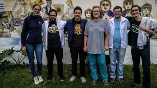 Tanco, Cotelo, Fabregat y Delgado en #LaMesaRusa desde San Javier  - Especiales - DelSol 99.5 FM