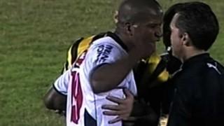 El saludo de Hamilton Ricard a Jorge Larrionda y el recuerdo de su enfrentamiento - Audios - DelSol 99.5 FM