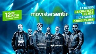 La Beriso estará en el Movistar Sentir - Audios - DelSol 99.5 FM