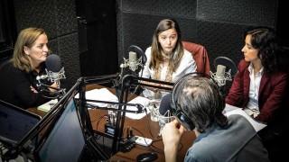"""En el debate sobre la justicia adolescente """"se utiliza cualquier tipo de información"""" - Ronda NTN - DelSol 99.5 FM"""