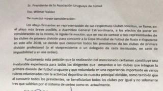 """El anali de la carta de """"los abajo firmantes"""" - Darwin - Columna Deportiva - DelSol 99.5 FM"""