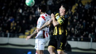 Peñarol 6 - 0 River Plate  - Replay - DelSol 99.5 FM