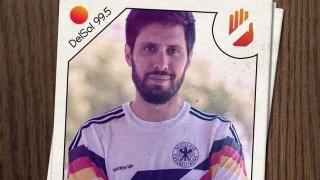 Italia 90 y sus estrellas fugaces - La camiseta dispersa - DelSol 99.5 FM