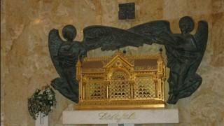 Las reliquias cristianas - Segmento dispositivo - DelSol 99.5 FM