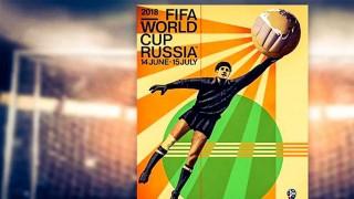 Por qué el afiche del Mundial de Rusia es el mejor de la historia de los Mundiales - Fede Hartman - DelSol 99.5 FM
