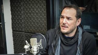 """Ismael Serrano: """"componer canciones es una forma de rescatar lo vivido"""" - Hoy nos dice ... - DelSol 99.5 FM"""