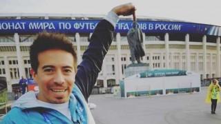 Contacto con Rafa desde Rusia - Audios - DelSol 99.5 FM