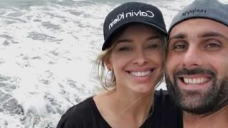 Frascarelli presentó a su novia ucraniana - Entrevistas - DelSol 99.5 FM
