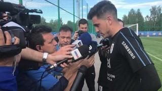 """""""Uruguay tiene una selección muy fuerte"""" - Audios - DelSol 99.5 FM"""