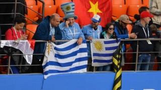 Darwin exigió respeto al Mundial en la previa de Uruguay-Egipto - Especiales - DelSol 99.5 FM