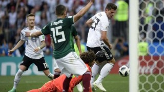 México 1 - 0 Alemania  - Replay - DelSol 99.5 FM