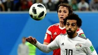 Rusia 3 - 1 Egipto  - Replay - DelSol 99.5 FM