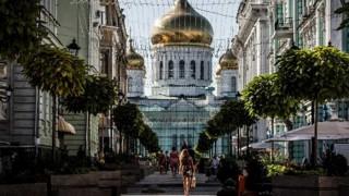 Una recorrida por Rostov