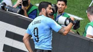 El gol de Suárez en el relato de Álvaro González Márquez - Especiales - DelSol 99.5 FM