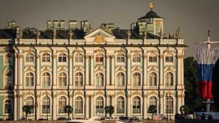 Catalina la Grande construyó el Palacio de Invierno y marcó la diferencia social más duradera - NTN Concentrado - DelSol 99.5 FM