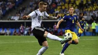 Alemania 2 - 1 Suecia