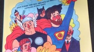 Jugadores, superhéroes y dioses - Miguel Angel Dobrich - DelSol 99.5 FM