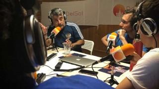 Pichu Straneo de visita en el Palacio del Lambriz - La mesa rusa - DelSol 99.5 FM