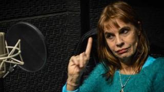 Fabiana Cantilo: lo viejo, lo nuevo y lo extraterrestre - Audios - DelSol 99.5 FM