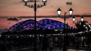 Campiglia llegó a Rusia pero se acordó de los Zíngaros  - La mesa rusa - DelSol 99.5 FM