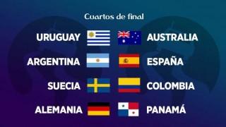 Mundial de Música Rusia 2018 - Cuartos de Final  - Versus - DelSol 99.5 FM